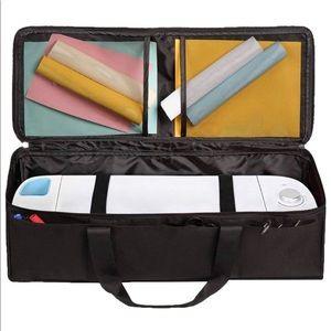 Cricut Carrying Travel Case Black Brand New